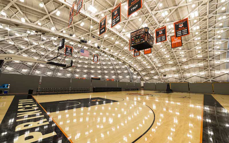 Princeton University Pearl Street Led Lighting Systems
